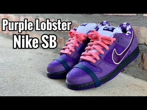 purple lobster resell