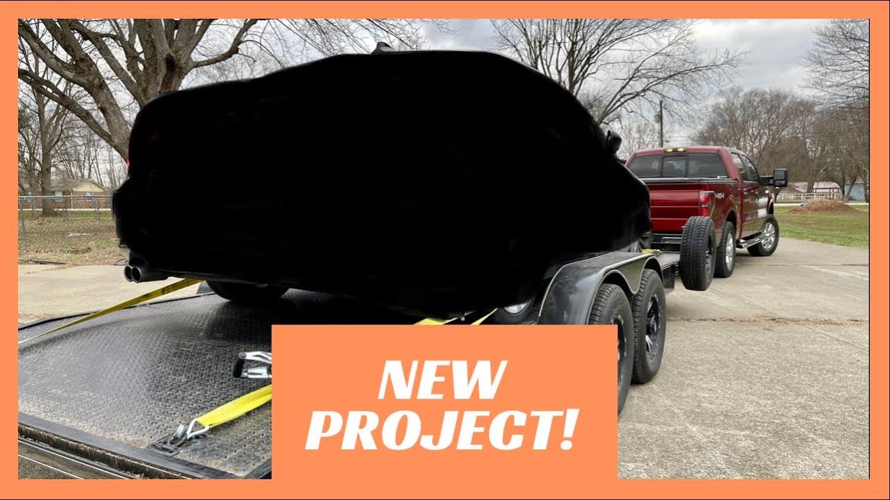 Download NEW PROJECT! - BMW 328i Rebuild - Part 1