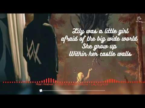 alan-walker,-k---391-&-emelie-hollow--lily-(lyrics)