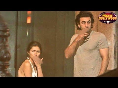 Ranbir Kapoor –Mahira Khan Picture Sparks Link–up Rumors | Bollywood News