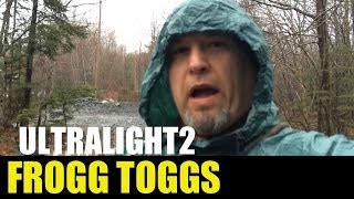 Frogg Toggs Ultra-light2 Review