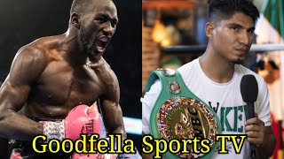 Terence Crawford Reacts to Poll That Heavily Favors Mikey Garcia to Beat Him...