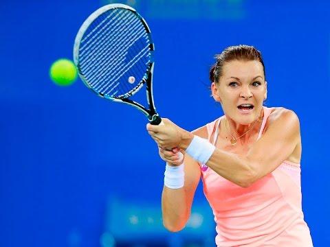 2016 Wuhan Open Round of 16 | Agnieszka Radwanska Caroline Wozniacki | WTA Highlights