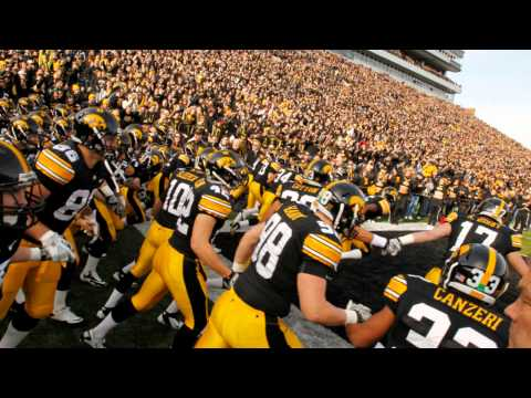 Iowa Hawkeyes Fight Song Remixed