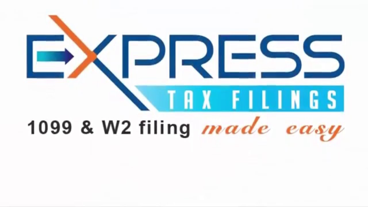 Irs Form 1096 Expresstaxfilings Youtube
