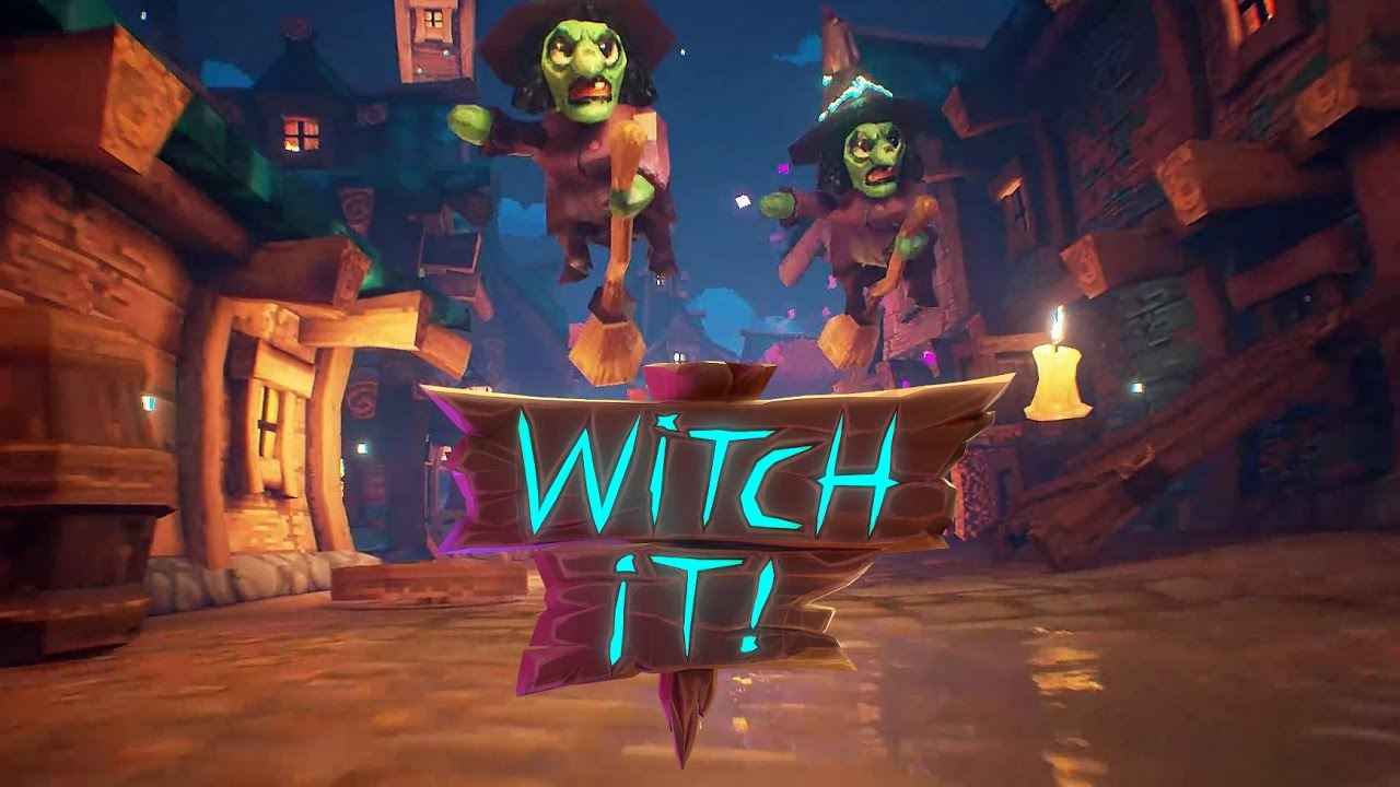 Witch It Spiel