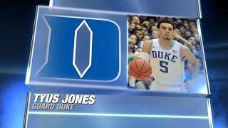 Tyus Jones Keys Duke Comeback vs UNC