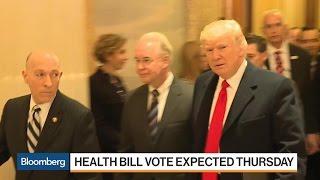 Why the Uninsured Rate Would Peak in GOP Health Plan