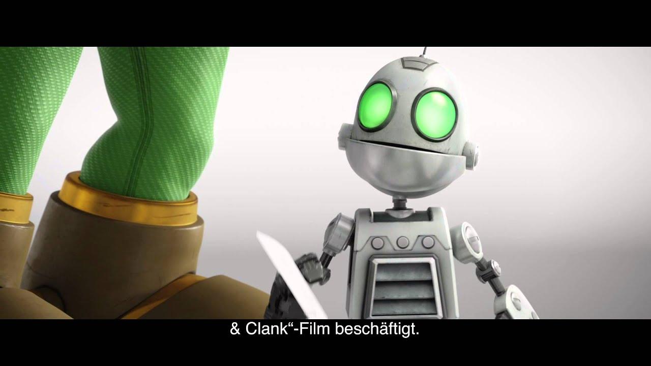 Ratchet And Clank Film Deutschland