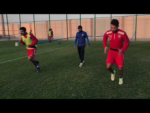 Al-Shahania Sports Club, Qatar, Fitness for Soccer, Explosive Power Training, Saeid Younesi.