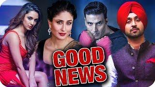 GOOD NEWS | Diljit Dosanjh | Akshay Kumar | Kareena Kapoor | Kiara Advani | New Hindi Movie | Gabruu