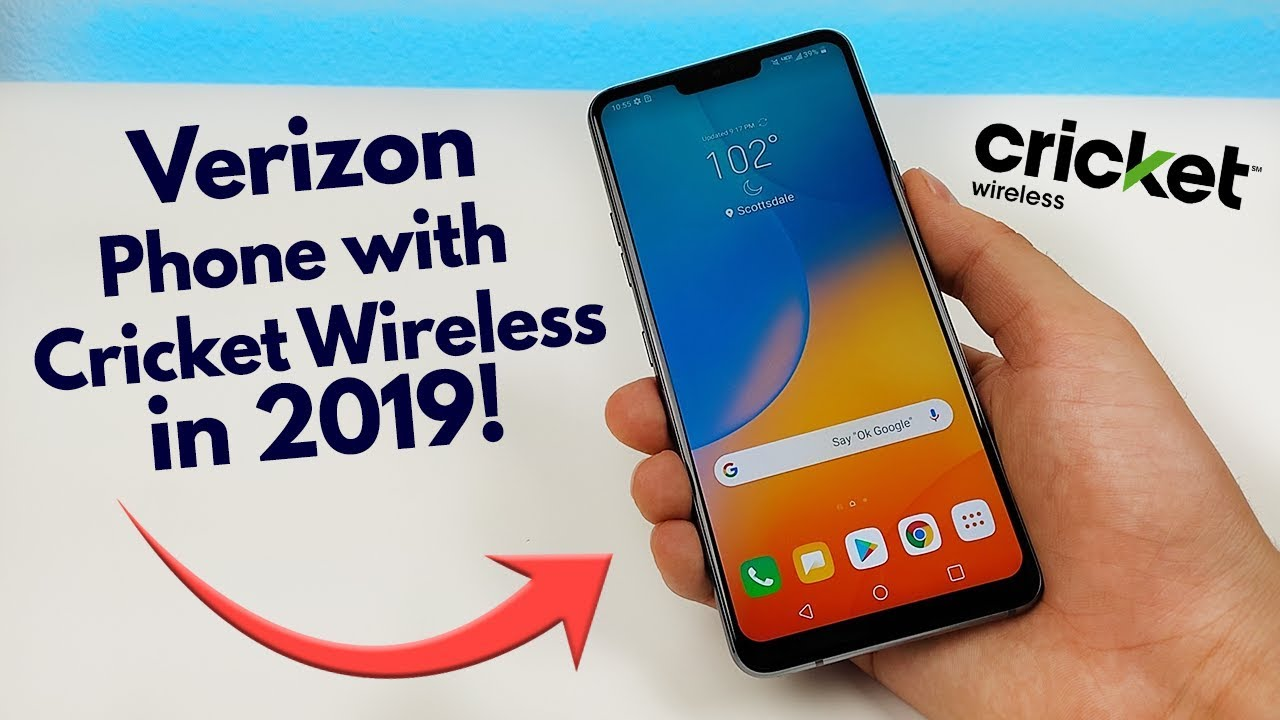 Using A Verizon Phone On Cricket Wireless Updated For 2019 Youtube