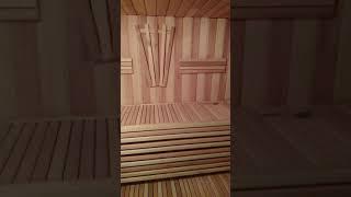 видео Сауна своими руками в подвале
