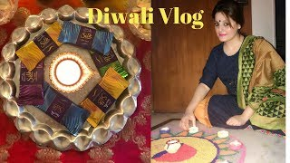 Diwali Vlog - A Day In my Life