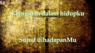 [Lirik Rohani] Maria Shandi - Masuk HadiratMu Tuhan