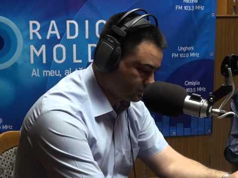 Radio Moldova. Viața Publică. Invitat Vitalie Marinuţa