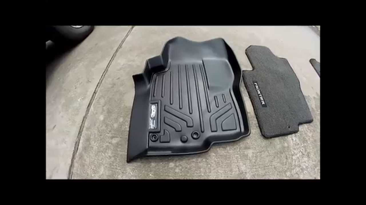 Rubber floor mats nissan rogue - Maxfloormat All Weather Custom Fit Floor Mats