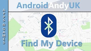 Find My (Bluetooth) Device - Android App Review