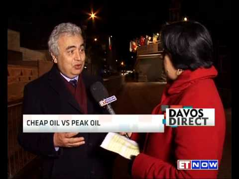 IEA's Chief Economist Fatih Birol To ET NOW At Davos | FULL INTERVIEW