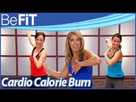 Denise Austin: Cardio Calorie Burn Dance Workout- Low Impact