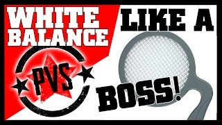 White Balance Like A Boss Filter!