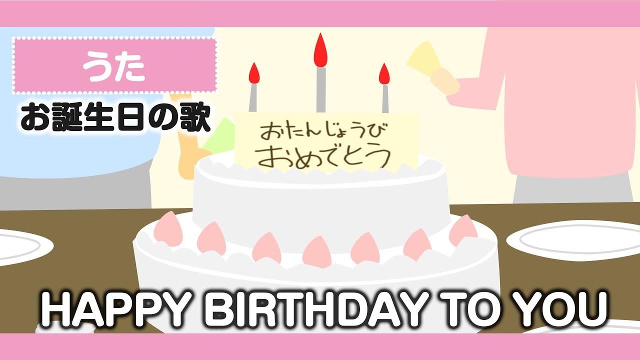おめでとう 英語 日 誕生