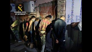 Detenidos en Cartagena los 34 miembros de una red de venta de drogas