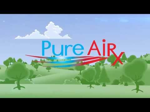 PureAiRx Whole House Air Cleaners