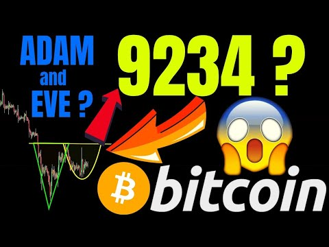 🌟 IS BITCOIN FORMING AN ADAM And EVE PATTERN??🌟bitcoin Price Prediction, Analysis, News, Trading