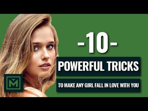 How to Make ANY Girl Fall in Love with You FAST!