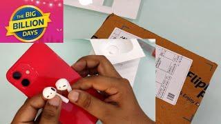 Apple Airpods 2 Unboxing !! Flipkart Big Billion Days Offer 🔥 Apple iPhone 12