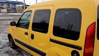 Renault Kangoo 2003 обзор