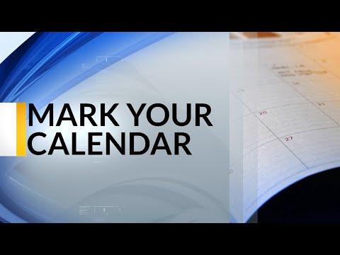 Mark Your Calendar, 2/21/20: