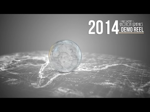 AE Demo Reel 2014