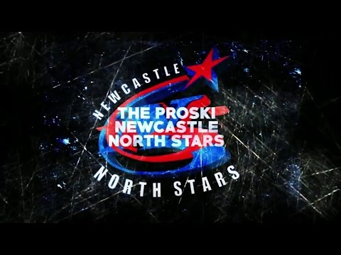 AIHL - Newcastle North Stars Vs. Canberra Brave - 26/04/2015