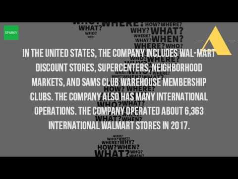 How Many Walmart Stores Are There In The United States?
