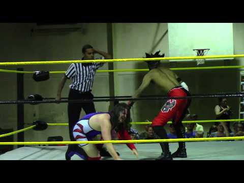 Zombie Dragon vs. Connor Crunk - Pro Wrestling EGO