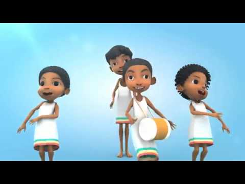 Ethiopian new year song Animation