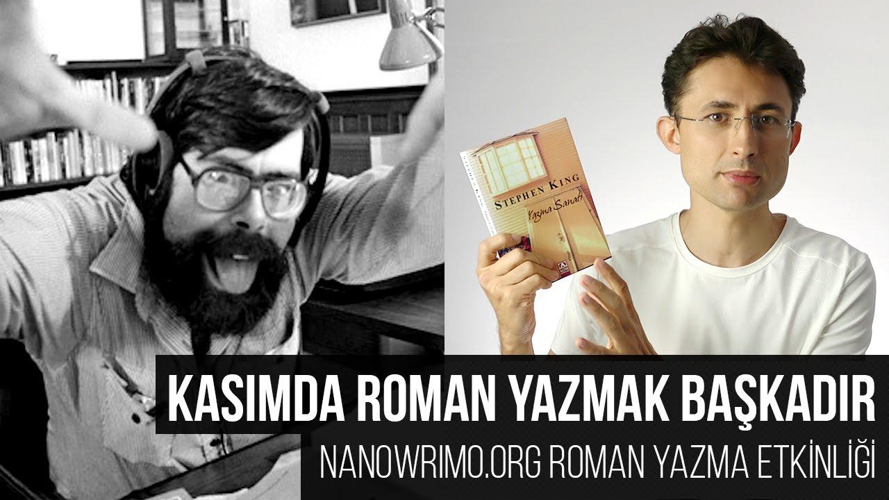 Kasımda Roman Yazmak Başkadır