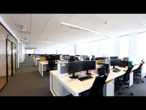 Success Story | Project Management & Interior Design | Parker-Hannifin