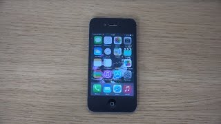 iPhone 4S iOS 8.0.2 - Review (4K)