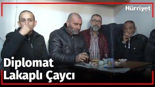 İZMİR'DE ÇİFTE DİPLOMALI ÇAYCI