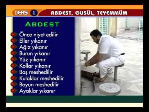 Namaz Hocası Ders 1 7dk 21s)