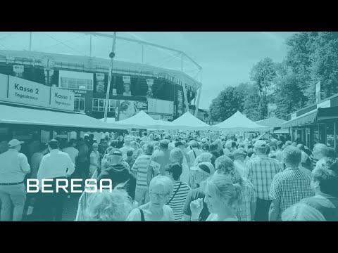 Mercedes-Benz BERESA bei den Gerry Weber Open 2017