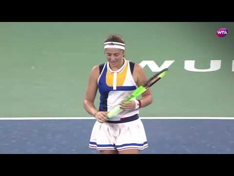 WTA Finals 2017 Promo Group White