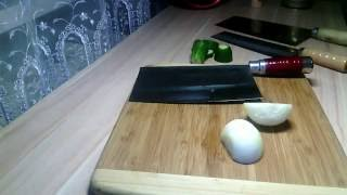 Кухонные ножи Цай Дао Китай(Chinese cleaver knife)