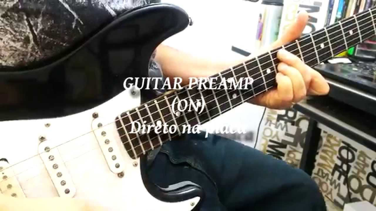 review guitar preamp uchoa youtube. Black Bedroom Furniture Sets. Home Design Ideas