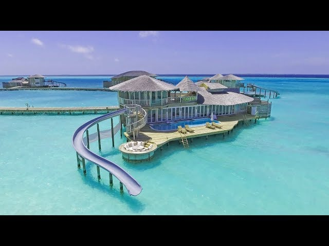 SONEVA JANI, most exclusive hotel in the Maldives: full tour & review