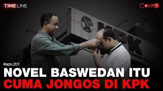 Denny Siregar: NOVEL BASWEDAN ITU CUMA JONGOS DI KPK