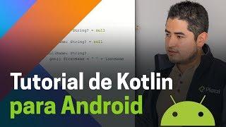 Tutorial de Kotlin para Android